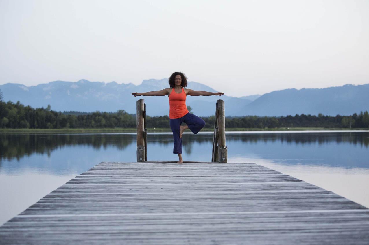 Yoga Foto Fotografin München